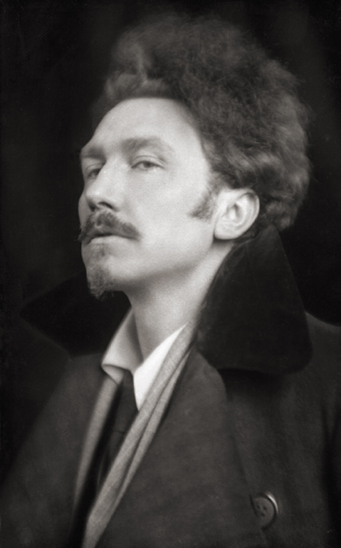 image of Ezra Pound